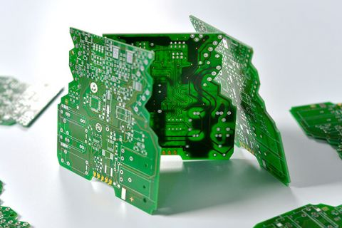 One and double-sided circuit boards